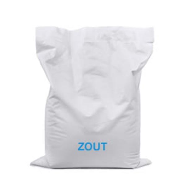 zoutzak waterontharder